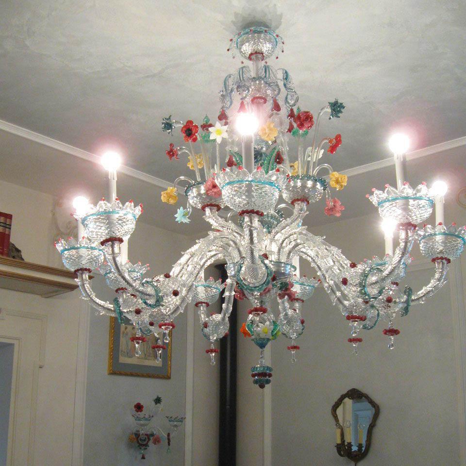 Divisione vendite di skyglass, una società con sede legale a murano (venezia) in italia,. Lampadari In Vetro Di Murano Produzione Lampadari Lusso Artigianali