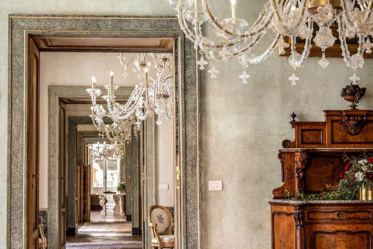 Visitate il nostro showroom in via provinciale di caserta,. Grandi Lampadari Artistici In Vetro Veneziano A Palazzo Doria Napoli