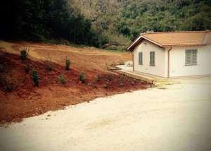 Rifacimento giardino e vialetto