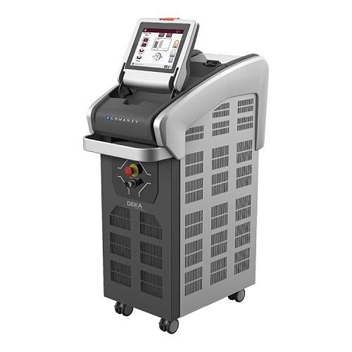 DEKA Schwarzy Machine