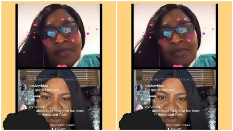 (Video) Actress, Nkechi Blessing reacts to TAMPAN's suspension