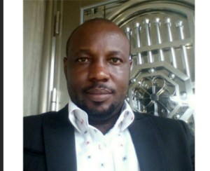 Picture of Kufre Effiong, another culprit behind the death of Iniobong Umoren