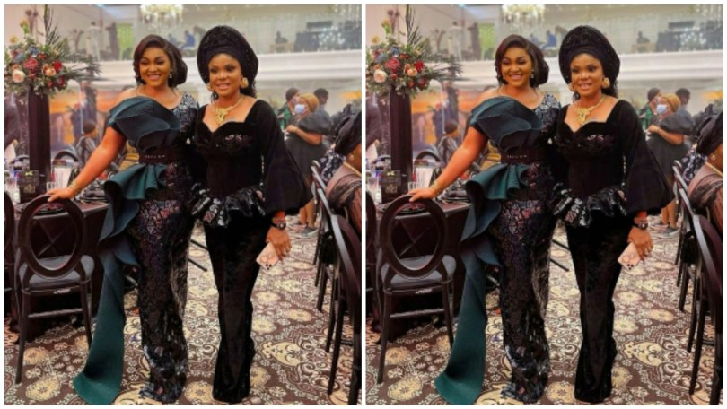 Finally Nollywood Actresses Settles Differences