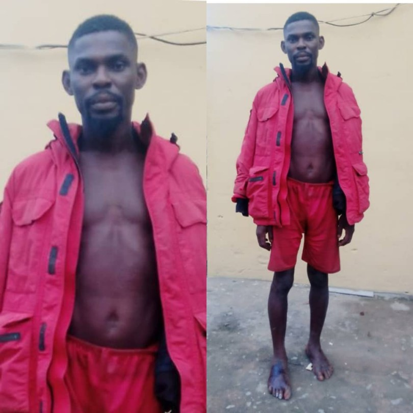 IPOB Herbalist arrested in Imo state