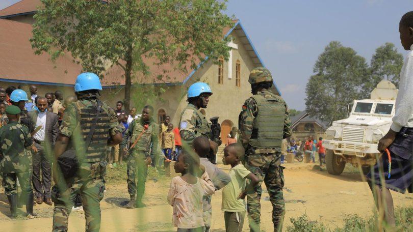 Bomb Blast In Congo Destroying Churches