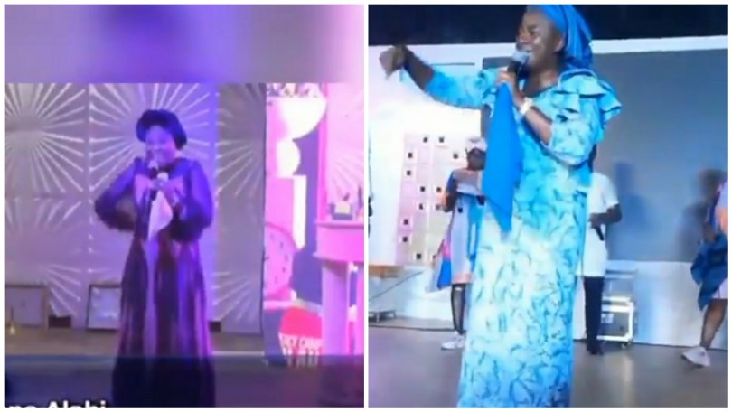 Nigerian Gospel Artist Tope Alabi Has Been Fired