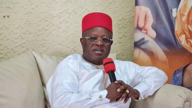 Ohanaeze Ndigbo Sends Condolences Over The Demise Of Commissioner In Umahi