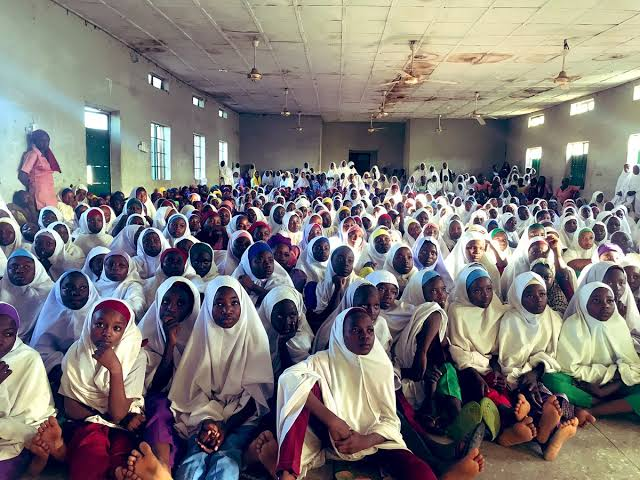Kebbi Federal Government Girls College Has Been Kidnapped Again!