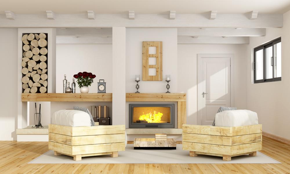 des meubles en bois de palette