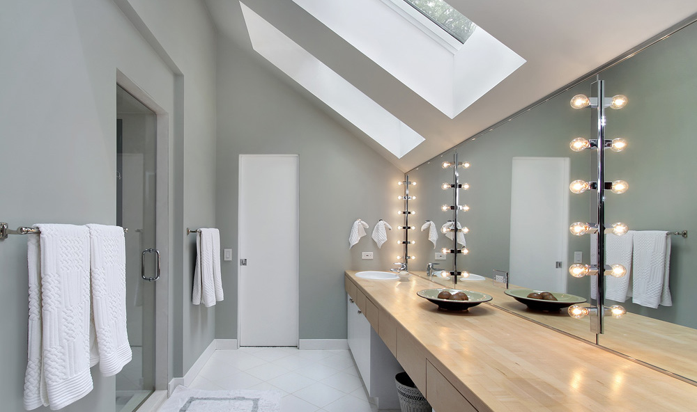 Lclairage pour la salle de bain  Multi Luminaire