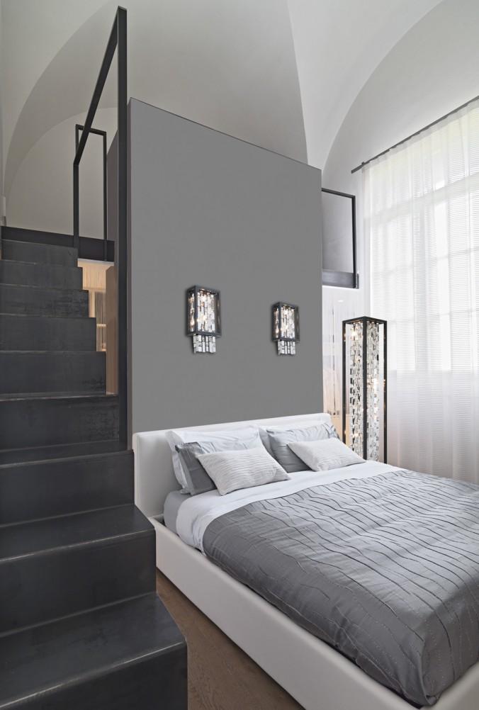 chambre murale lampe de plancher contemporain  Luminaires  Multi Luminaire