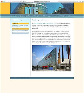 NewMedia Centre - mne2016 website
