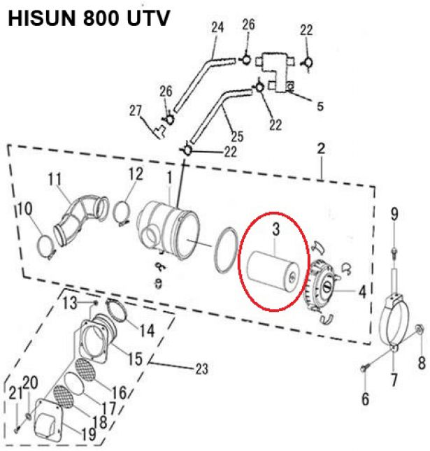 Motobishi 700cc Chase Utv Repair Manual