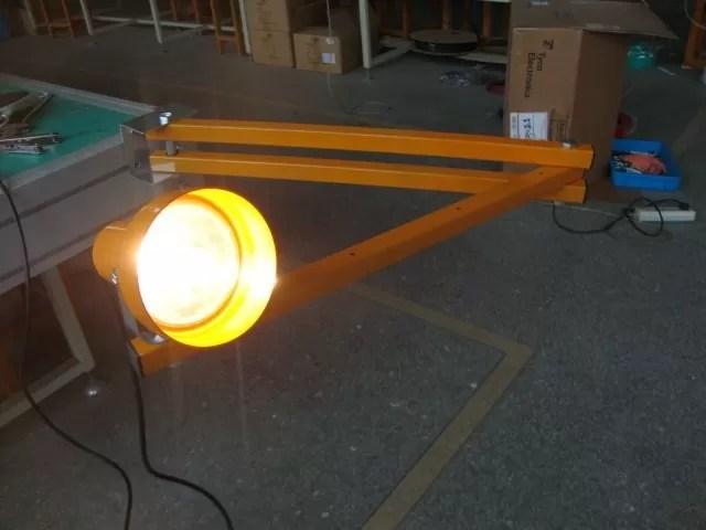 heavy duty 60 led loading dock lights