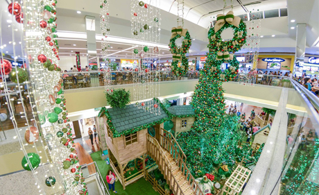 Multiplan Mall Christmas Decorations Bring Magic And Fun Multiplan