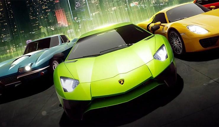 Forza Street oyunu daha sonra İOS ve Android için de çıkış yapacak
