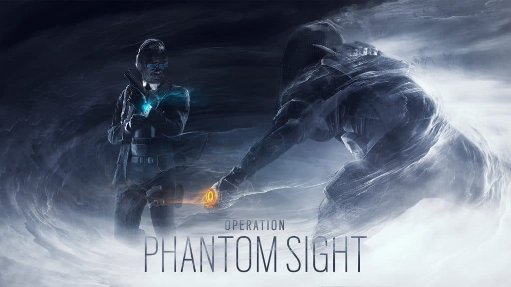 Rainbow Six Siege Phantom Sight