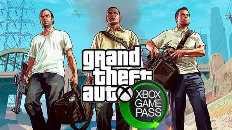 GTA 5 Xbox Game Pass'e Eklendi