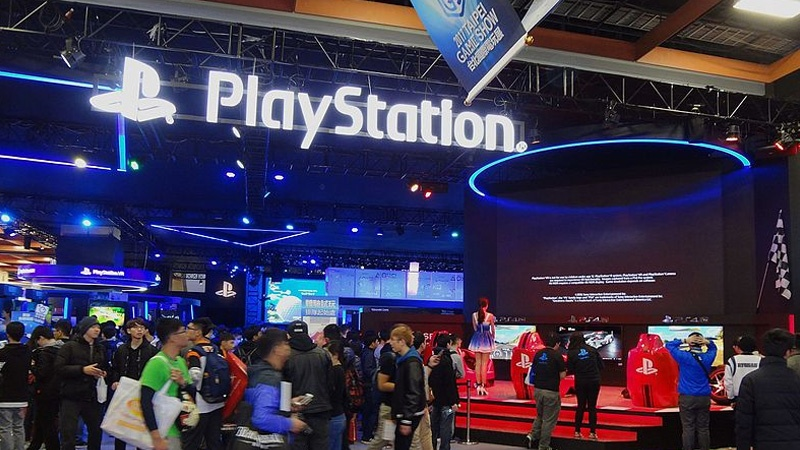 Sony Taipei Game Show