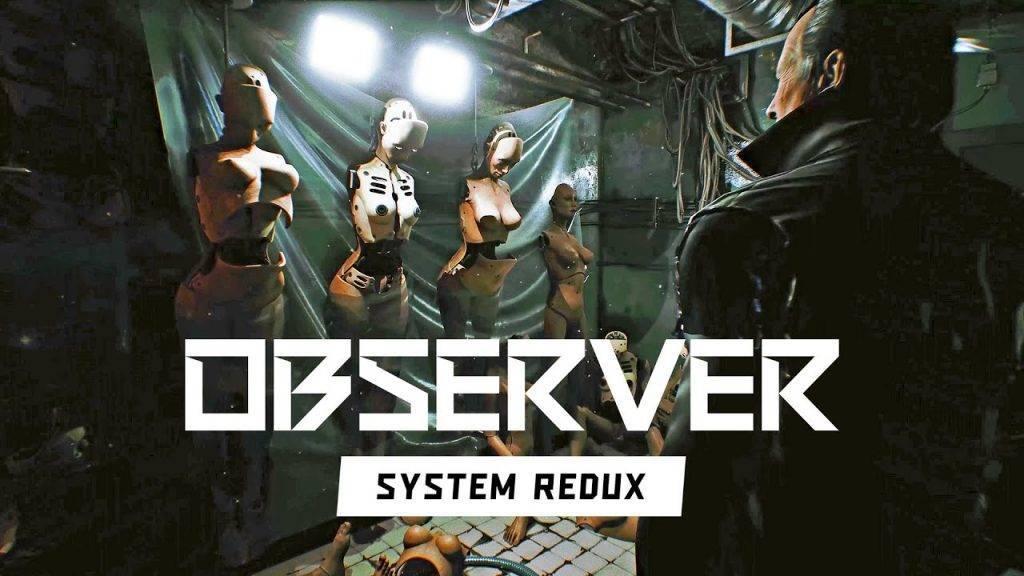 Observer System Redux PC'ye Geliyor