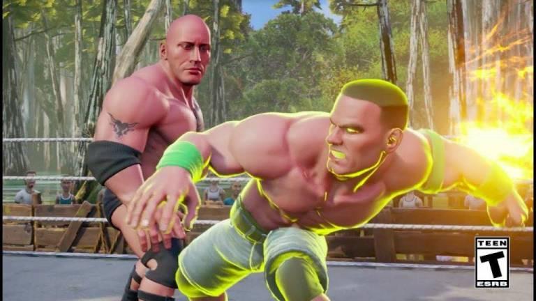 WWE 2K Battlegrounds'ın Tüm Kadrosu