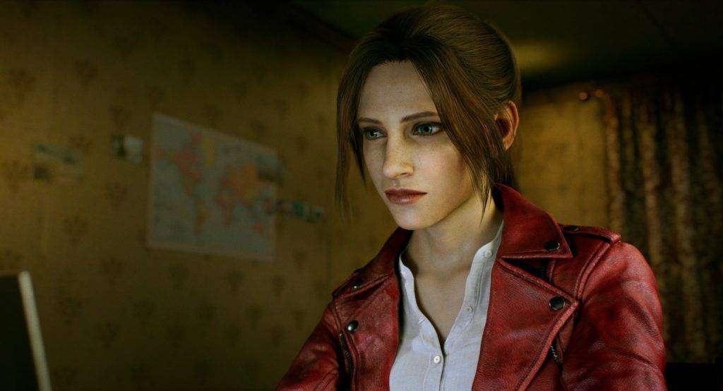 Resident Evil Netflix dizisi