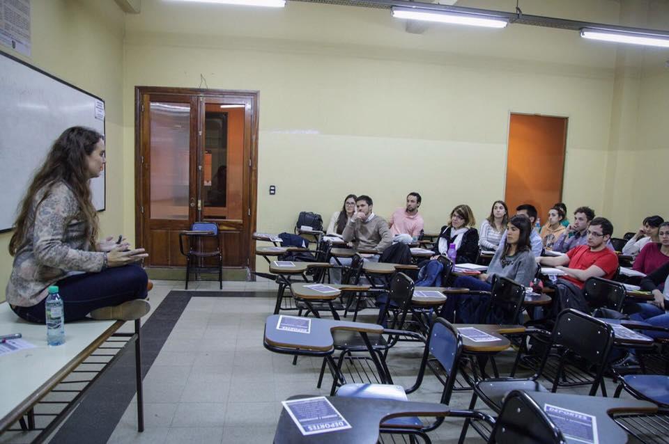 Fundación Multipolar participó en el Programa Amartya Sen – UBA