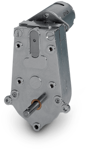 Picture of the model 440 DC gear motor