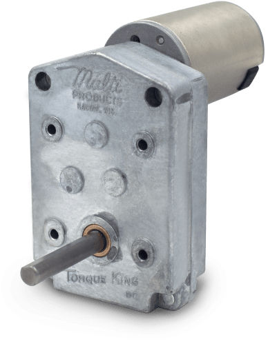 Picture of the model 3000 DC gear motor