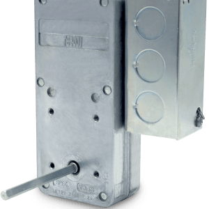 Picture of the model TB2001 replacement actuator