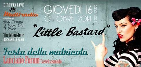 Multiradio Live: festa della matricola - Castelraimondo