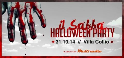 il sabba - halloween a San Severino Marche - villa Collio 31 ottobre 2014