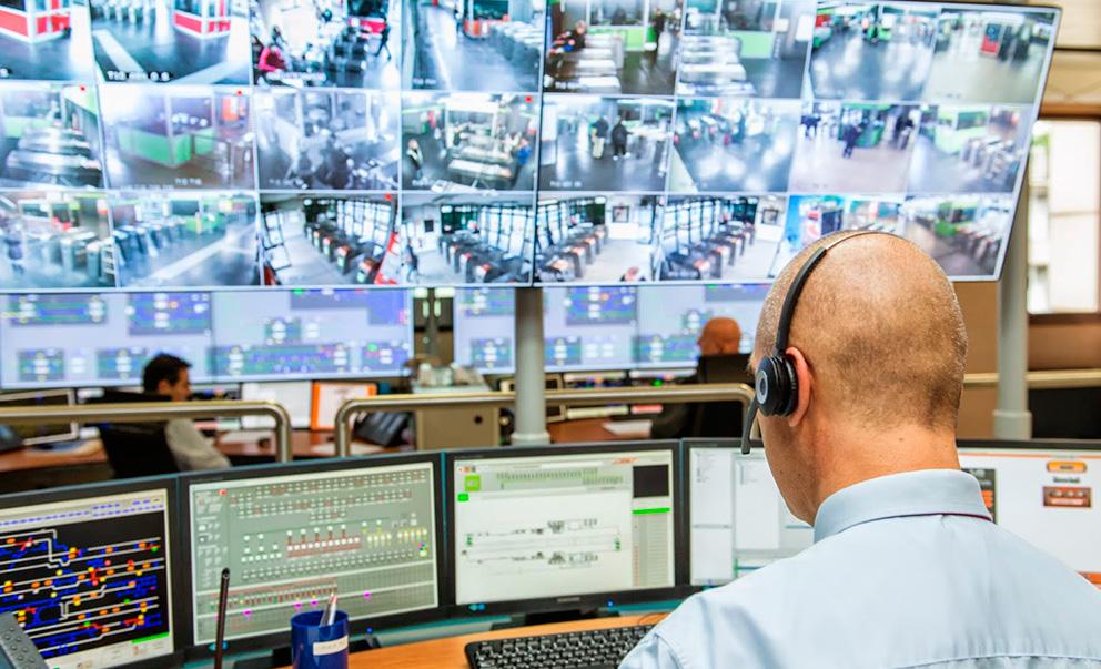 Como funciona o monitoramento em tempo real