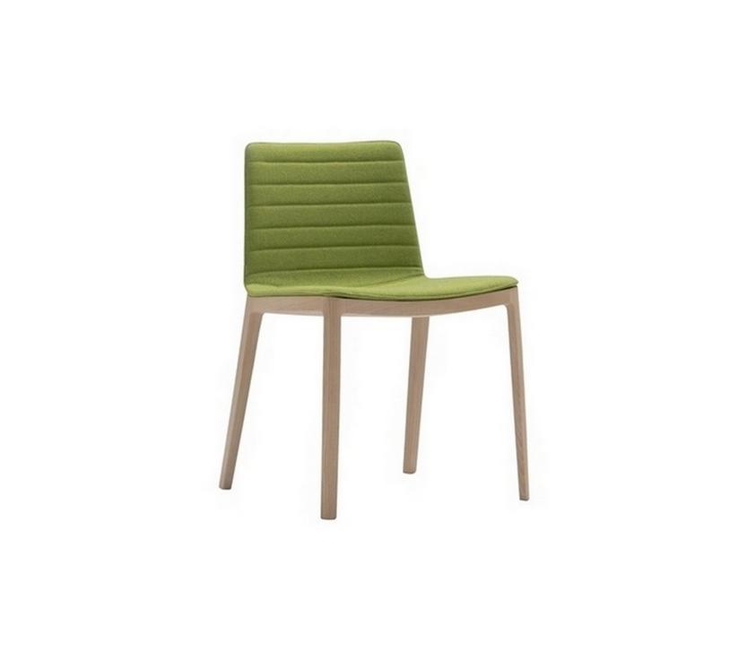 Silla Flex Chair Andreu World madera  Sillas Mesas y