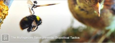 Biopolitical Tactics