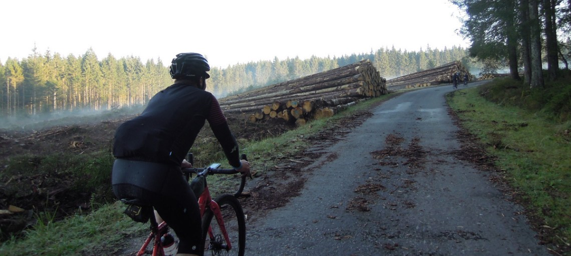 Hashtag trending – Dirty Boar gravel ride