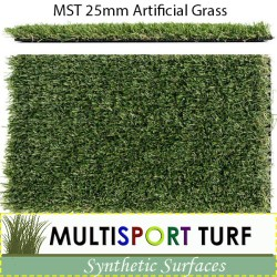 25mm artificial grass