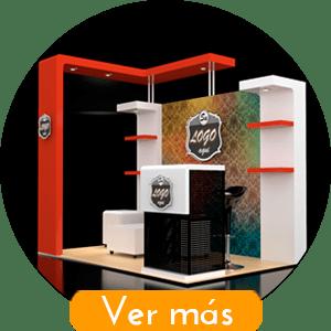 Diseño de stands para ferias Colombia