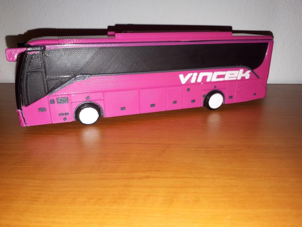 """Poklon – Vincek bus """"SETRA 515 HD"""""""