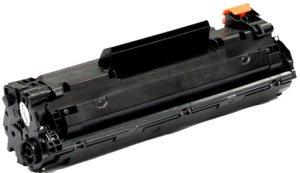 Tempat Isi Ulang Tinta Toner Printer Hp CF283A Pro 100 M127