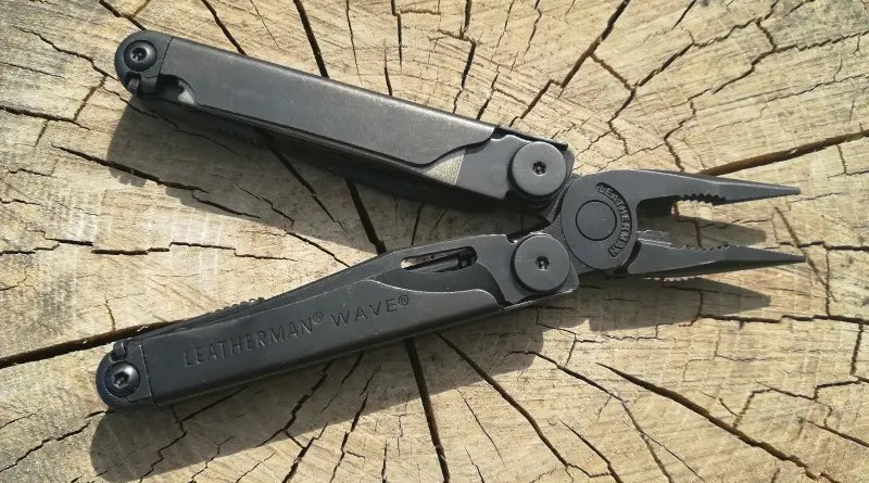 leatherman wave test testsieger black schwarz