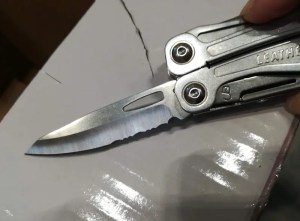klinge wingman leatherman multitool