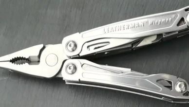 leatherman wingman test multitool