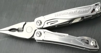 leatherman wingman test multitool