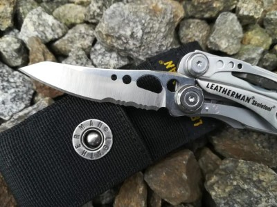 leatherman skelet tool skeletool multi
