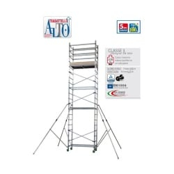 Facal scaffolding GHAL620M3 available at Multitrade Ltd