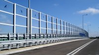 Transparent Noise Barrier Panels Multivario d.o.o.
