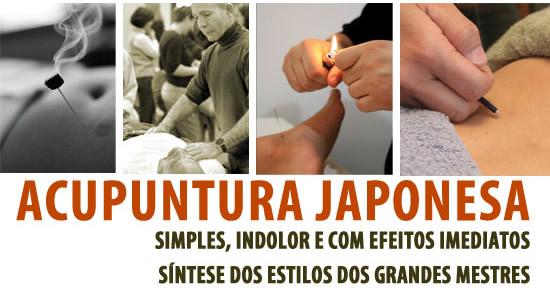 curso de acupuntura japonesa