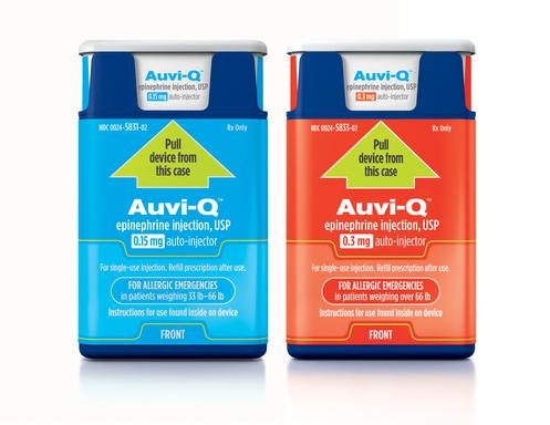 Auvi-Q injector