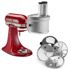 Kitchen Aid Attachment White Quartz Countertops Stand Mixer Gifts From Kitchenaid